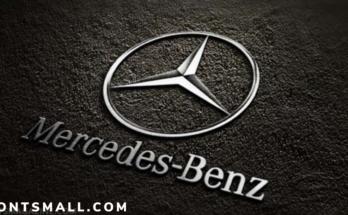 Mercedes Font Free Download [Direct Link]