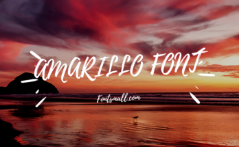Amarillo Font Free Download [Direct Link]