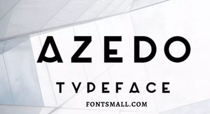 Azedo Font Free Download [Direct Link]
